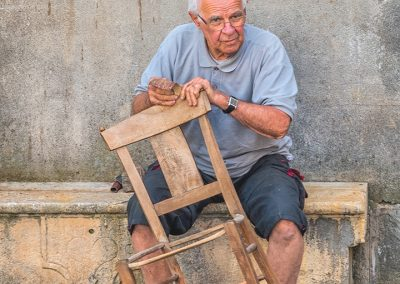 Antique Restorer-Peter Lawrance