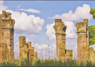 Temple Ruins Shackerstone-Mike Trigg