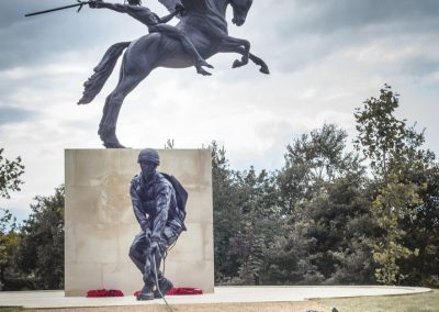 30 Airborne Forces Memorial-Paul Steans