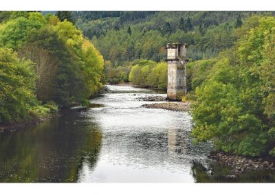 Old Bridge Tower Fort Augustus-Geoff Whitelocks