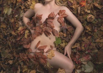 5 Autumn Leaves-Julie Holbeche-Maund