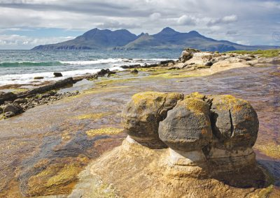 Eigg Concretions With Rum-Steve Pears