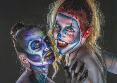 Halloween Friends-Alan Wardropper-