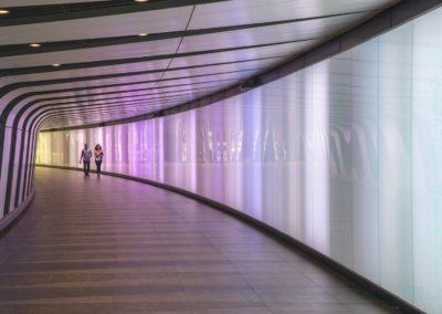 Kings Cross Tunnel-Peter Lawrance