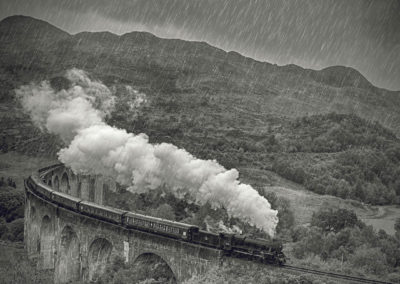 3 Chan E An Hogwarts Express (Not The Hogwarts Express) - Gary Wood