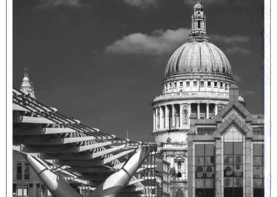Millenium To St Pauls-Alan Cook