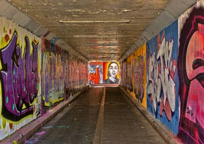 42 Graffiti Tunnel