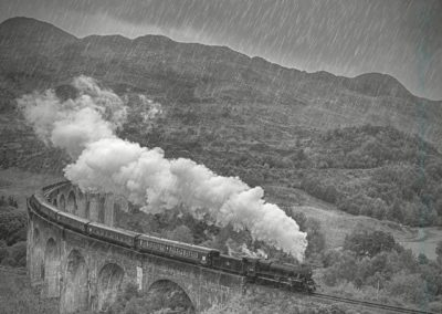 Chan E An Hogwarts Express (Not The Hogwarts Express)-Gary Wood