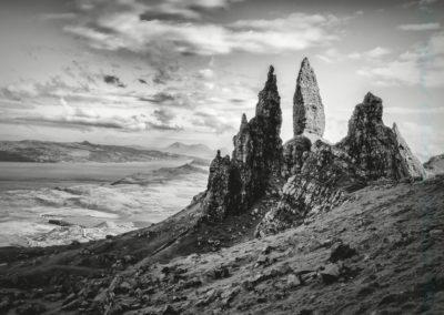 Bodach Na Storr Isle Of Skye-Gary Wood