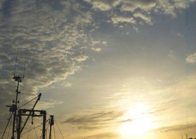 Brixham Harbour At Dawn-Geoff Whitelocks
