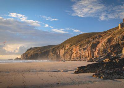 Chapel Porth Beach-John Denny