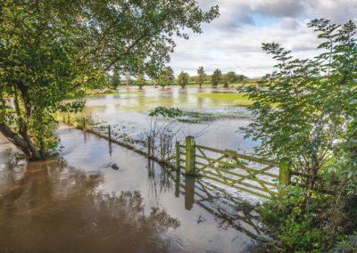 Flood At Congerstone-Rob Jones
