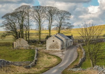 Lees Barn Derbyshire-Peter Lawrance