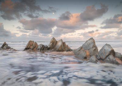 Mill Rock Moon-James Botterill