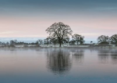 Sandhole Oak Barn View-Isobel Chesterman