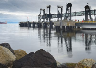 Brodick Ferry Terminal Arran-John Denny