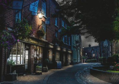 The Shops Are Open Late-Alan Wardropper