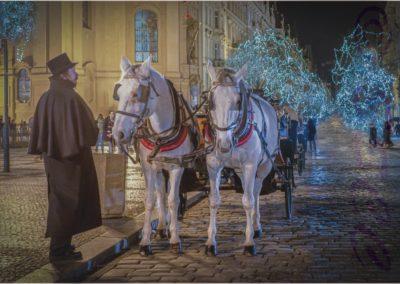 December In Prague-Peter Lawrance