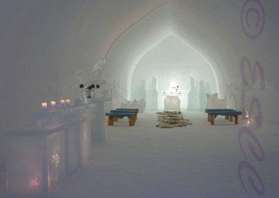 Ice Chapel-Debbie Lowe