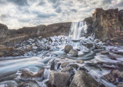 Oxararfoss Iceland-Phil Mallin