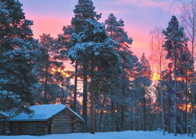 Sunrise 68.8 Deg North-Dave Varnham
