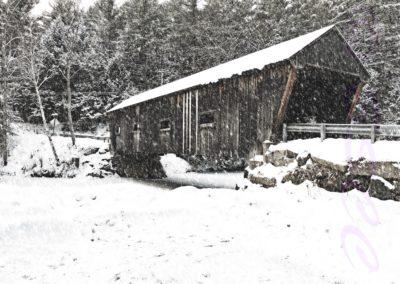 Winter In Vermont-Geoff Whitelocks