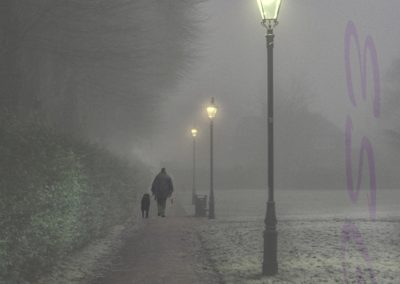 Winter Morning Walkies-John Smith
