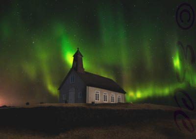 Winter Northern Lights Iceland-Julie Holbeche Maund