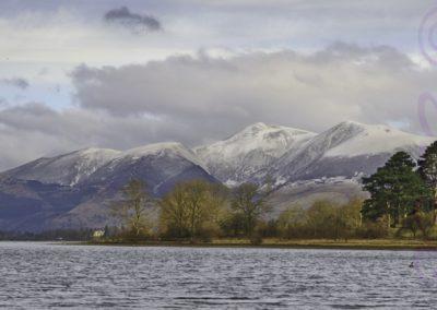 Winter On Skiddaw-Gary Wood