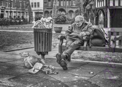 A Rubbish Night-Steve Bexon