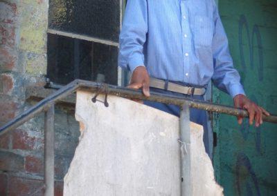 Resident Langa Township-Geoff Whitelocks
