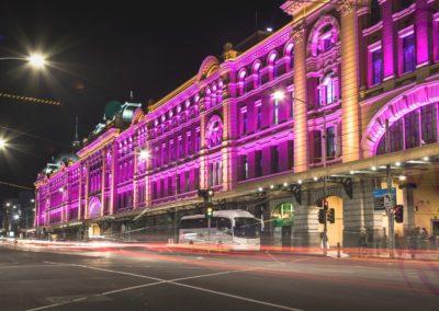 Sydney Flinders Street Railway Station-Julie Holbeche-Maund