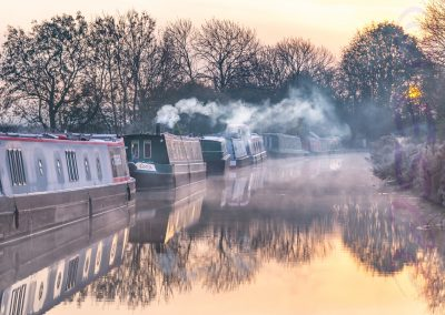 Chilly At Sutton Cheney-Rob Jones