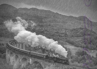 Not The Hogwarts Express-Gary Wood