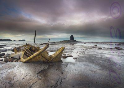 Saltwick Wreck-Julie Holbeche Maund