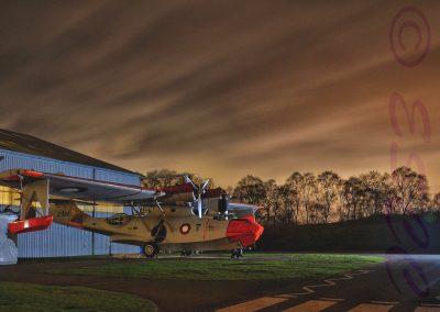 Seaplane Sundown-Andy Freeman