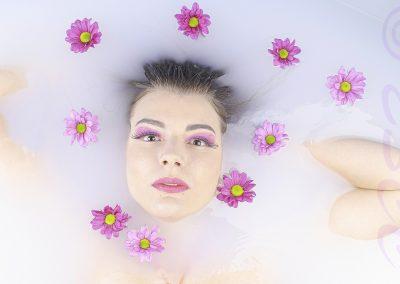 The Flower Girl-Alan Wardropper