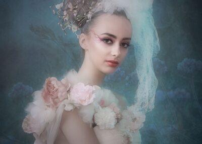 10 Floral Fantasy