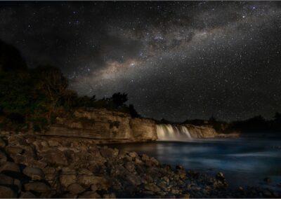 17 Maruia Falls