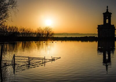 25 Normanton Sunset
