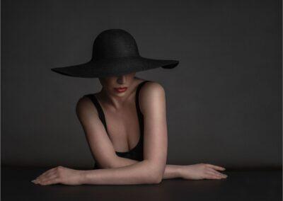45 The Black Hat