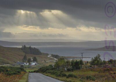 Sunrays In Scotland-Chantal Cooper