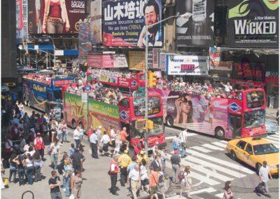 Times Square-Ian Waite