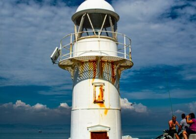 07 (39) 15.86 Brixham Lighthouse-Al Simms