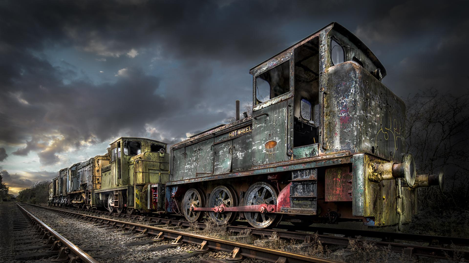 Hot Wheels by James Botterill